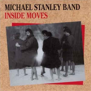 Michael Stanley Band Inside Moves Cover Art