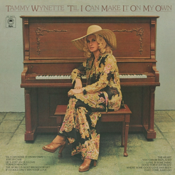 Tammy Wynette 'Til I Can Make It on My Own cover art