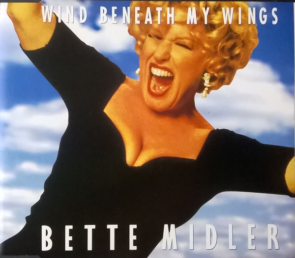 Bette Midler Wind Beneath My Wings Cover Art