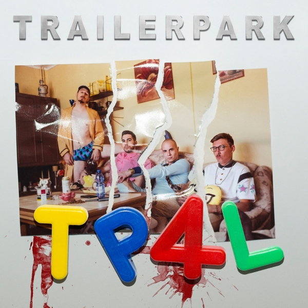 Trailerpark TP4L cover art