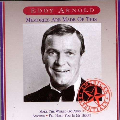 Eddy Arnold Memories Are Made of This cover art