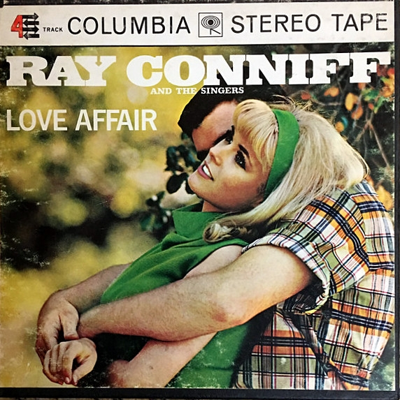 Ray Conniff and the Singers Love Affair Cover Art