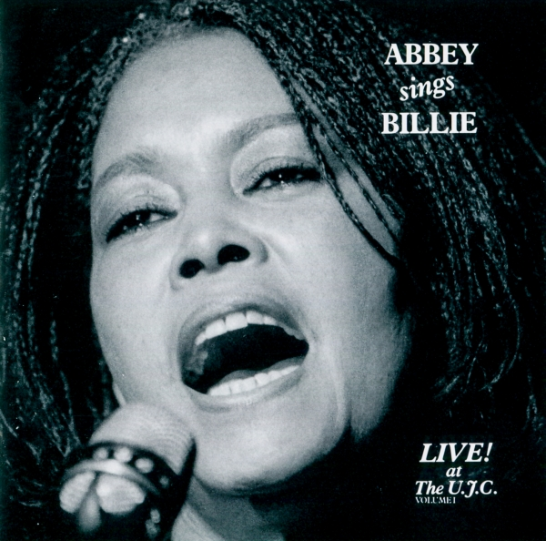 Abbey Lincoln A Tribute to Billie Holiday Cover Art