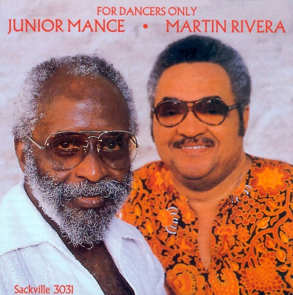 Junior Mance For Dancers Only cover art