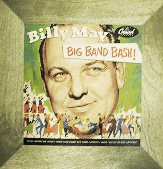 Billy May Big Band Bash! Cover Art