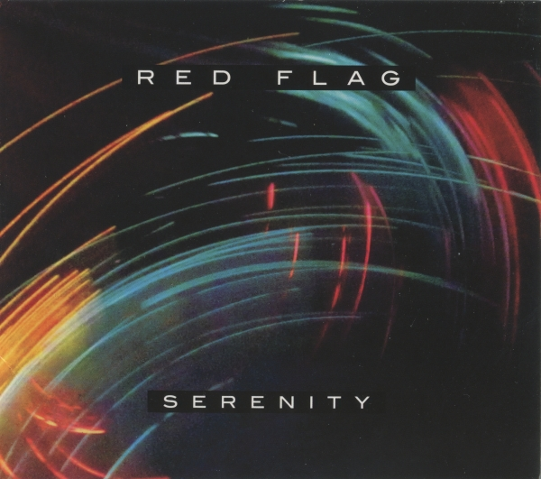 Red Flag Serenity Cover Art