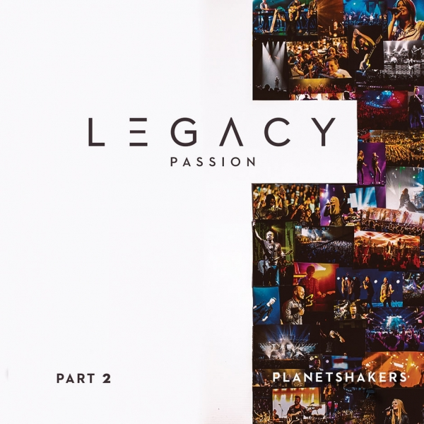 Planetshakers Legacy, Pt. 2: Passion Cover Art