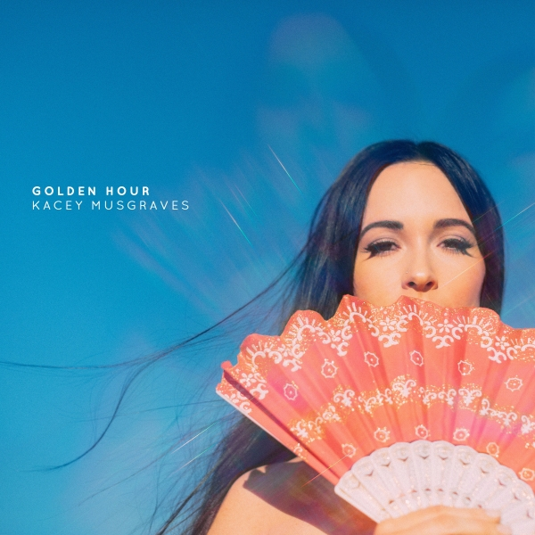 Kacey Musgraves Golden Hour cover art