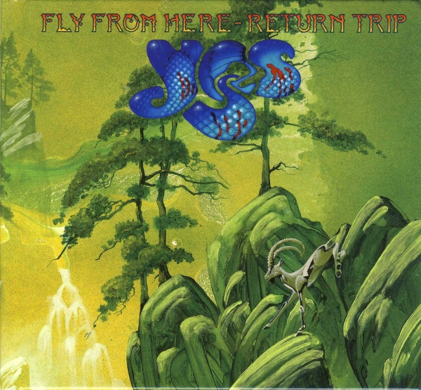 Yes Fly From Here: Return Trip Cover Art
