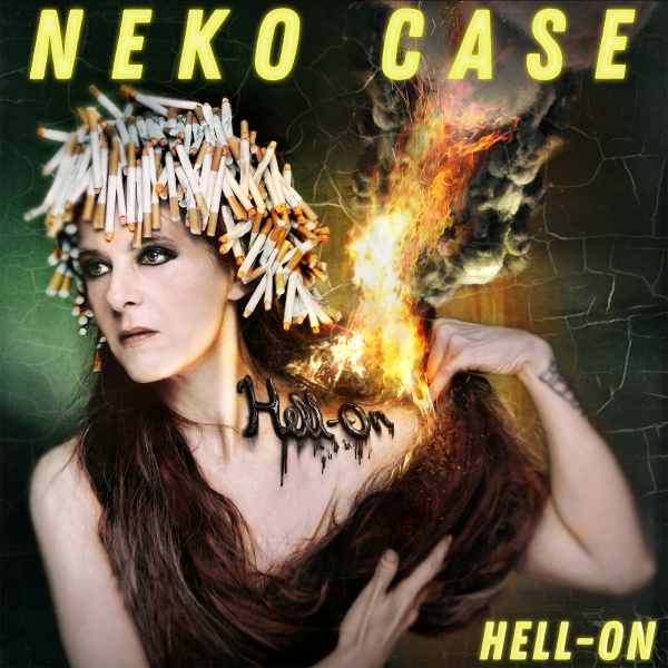 Neko Case Hell‐On Cover Art