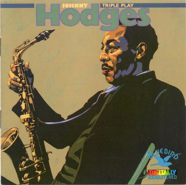 Johnny Hodges Triple Play cover art