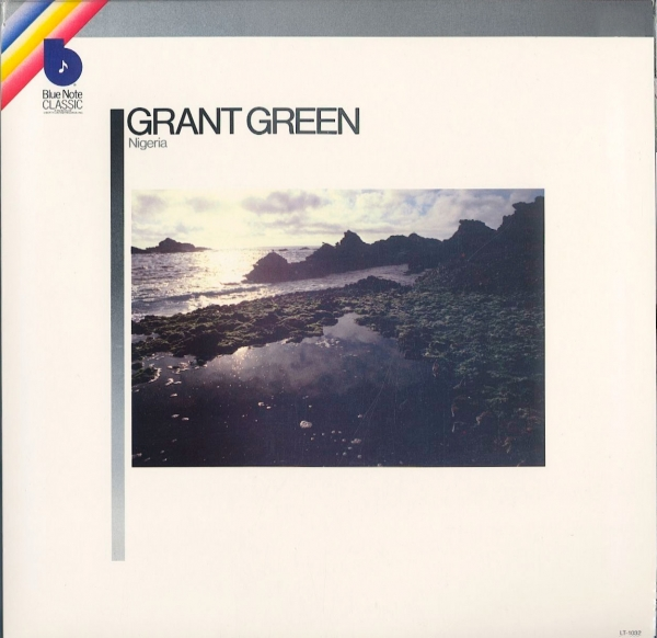 Grant Green Nigeria cover art