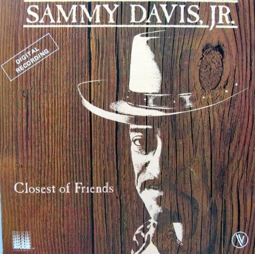 Sammy Davis Jr. Closest of Friends cover art