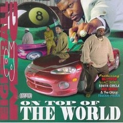 8Ball & MJG On Top of the World cover art