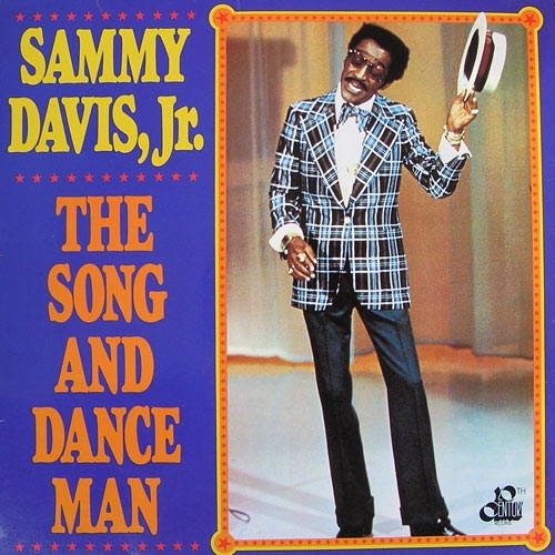 Sammy Davis Jr. The Song And Dance Man cover art