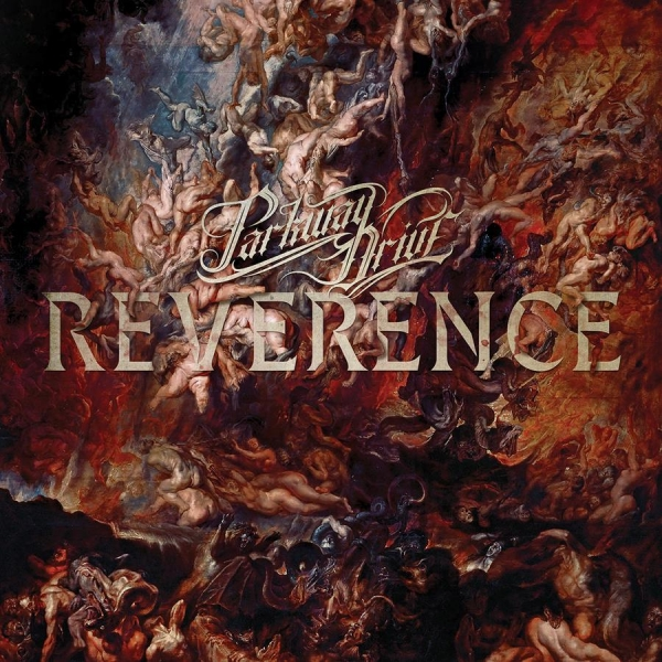 Parkway Drive Reverence cover art