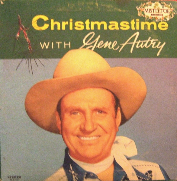 Gene Autry Christmas With Gene Autry cover art