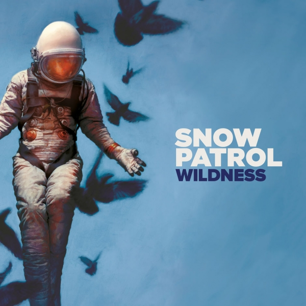 Snow Patrol Wildness cover art