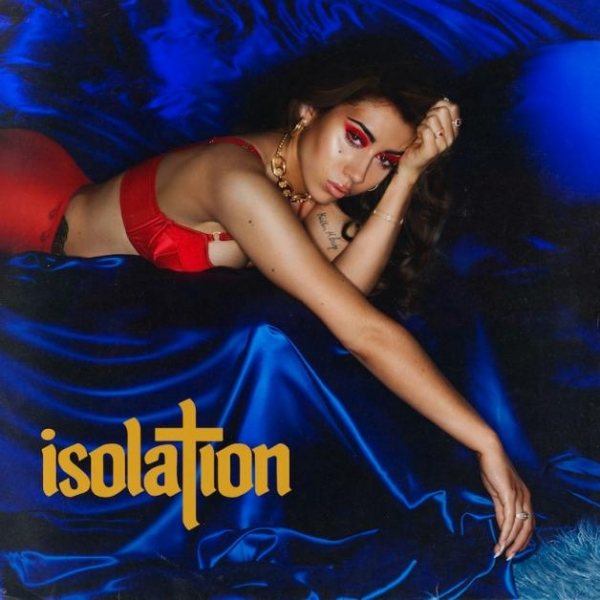 Jorja Smith Isolation cover art