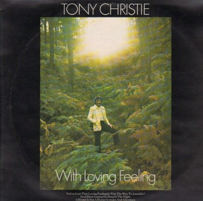 Tony Christie With Loving Feeling cover art
