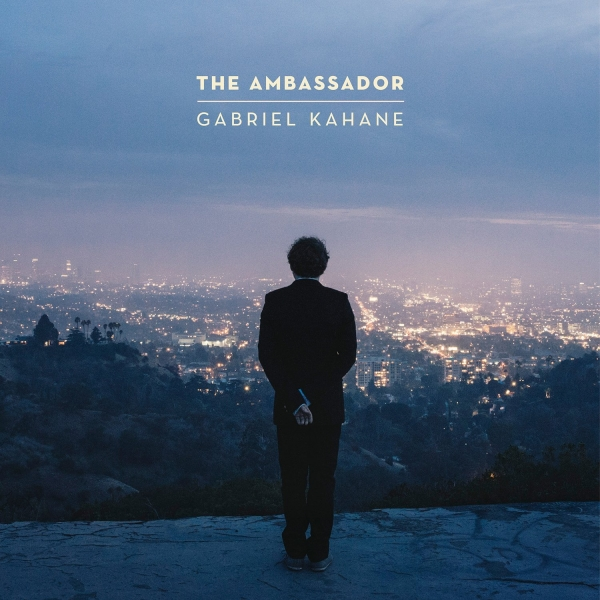 Gabriel Kahane The Ambassador Cover Art