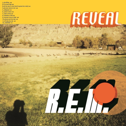 R.E.M. Reveal cover art