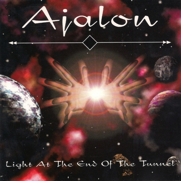 Ajalon Light at the End of the Tunnel Cover Art