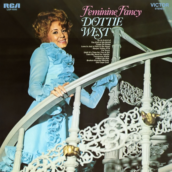 Dottie West Feminine Fancy cover art