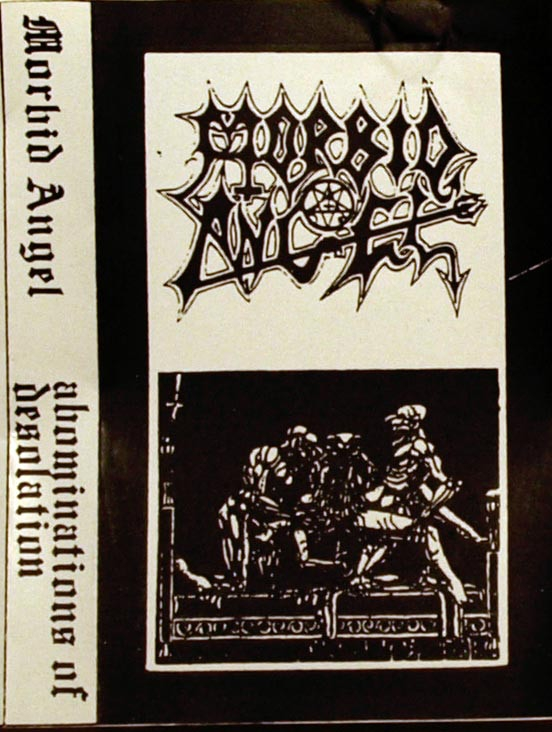 Morbid Angel  cover art
