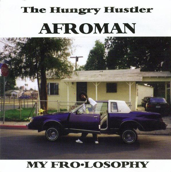 Afroman My Fro-losophy Cover Art