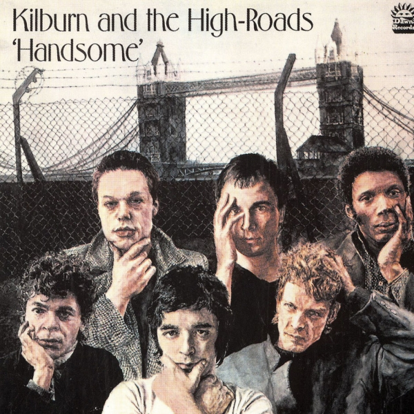 Kilburn and The High Roads Handsome cover art