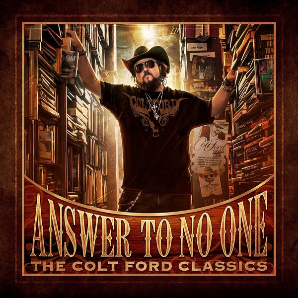 James Otto Answer to No One (The Colt Ford Classics) cover art