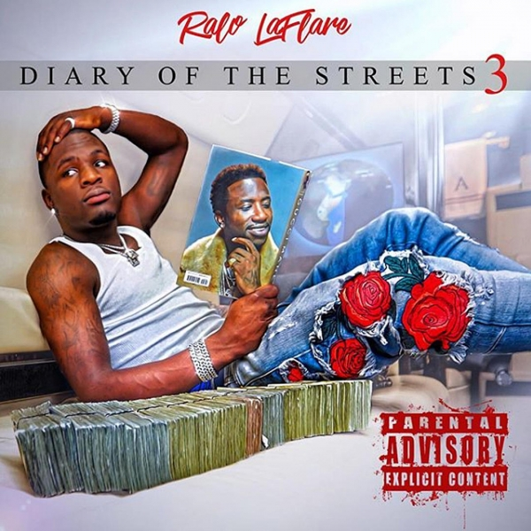 Ralo Diary of the Streets 3 Cover Art