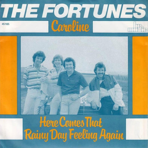 The Fortunes Caroline Cover Art