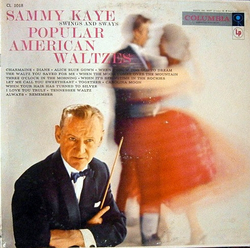Sammy Kaye Popular American Waltzes cover art