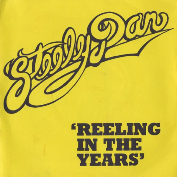 Steely Dan Reeling in the Years / Only a Fool Cover Art