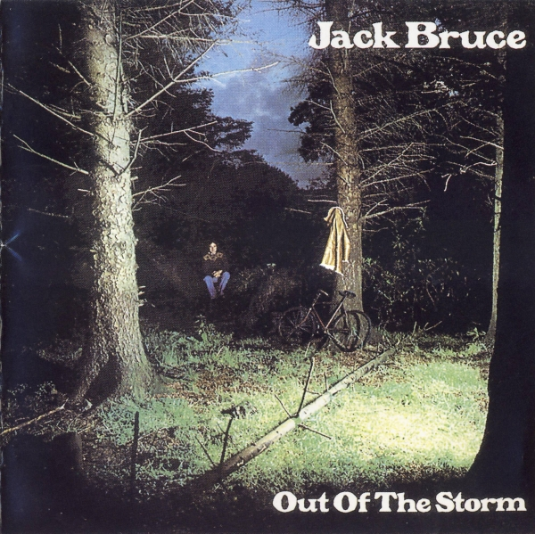 Jack Bruce Out of the Storm Cover Art