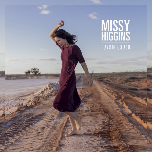Missy Higgins Futon Couch Cover Art
