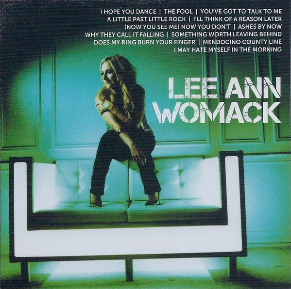 Lee Ann Womack Icon cover art