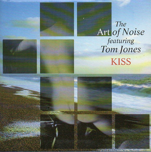 Art of Noise Kiss Cover Art