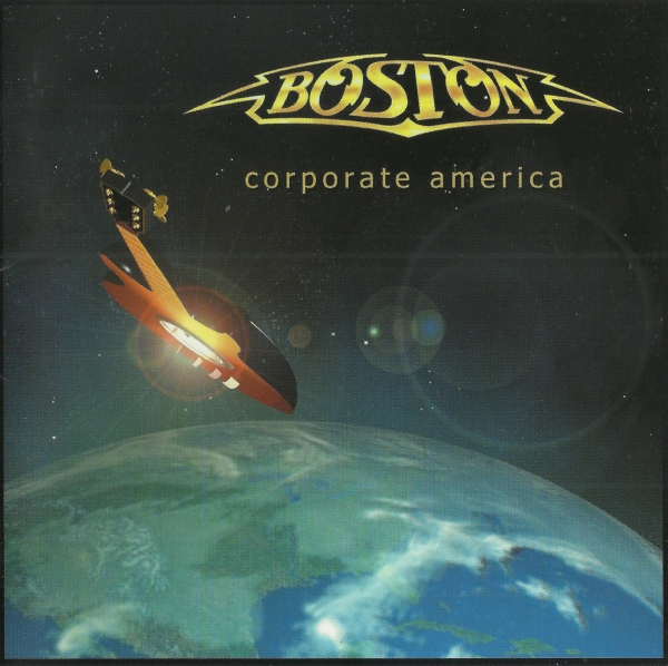 Boston Corporate America cover art