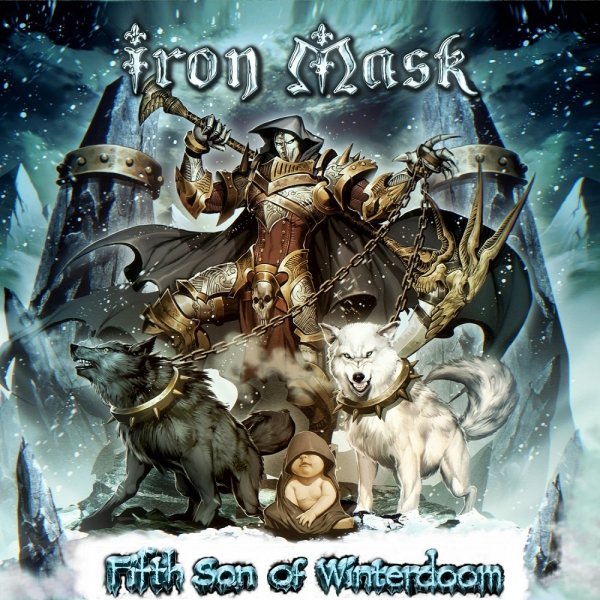 Iron Mask Fifth Son of Winterdoom cover art