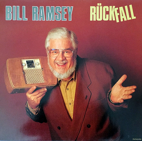 Bill Ramsey Rückfall Cover Art