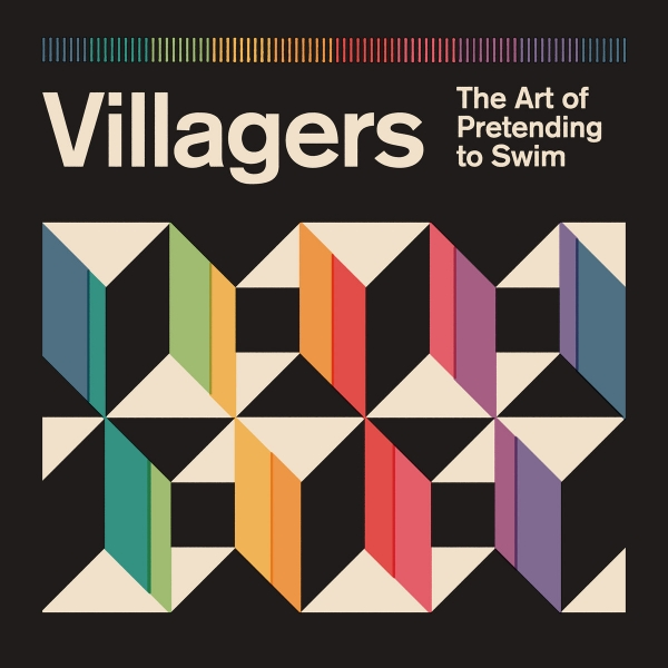 Villagers The Art of Pretending to Swim cover art