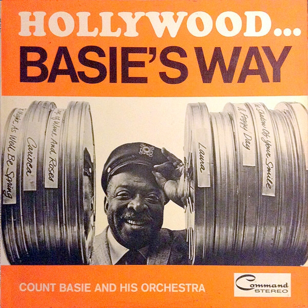 Count Basie and His Orchestra Hollywood Basie's Way Cover Art