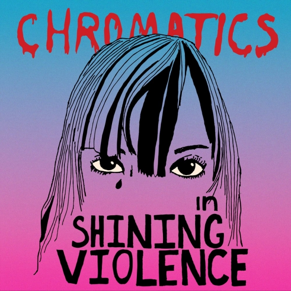 Chromatics In the City Cover Art
