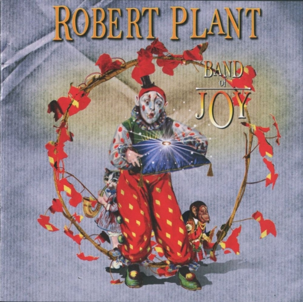 Robert Plant Band of Joy Cover Art
