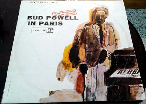 Bud Powell Bud Powell in Paris cover art