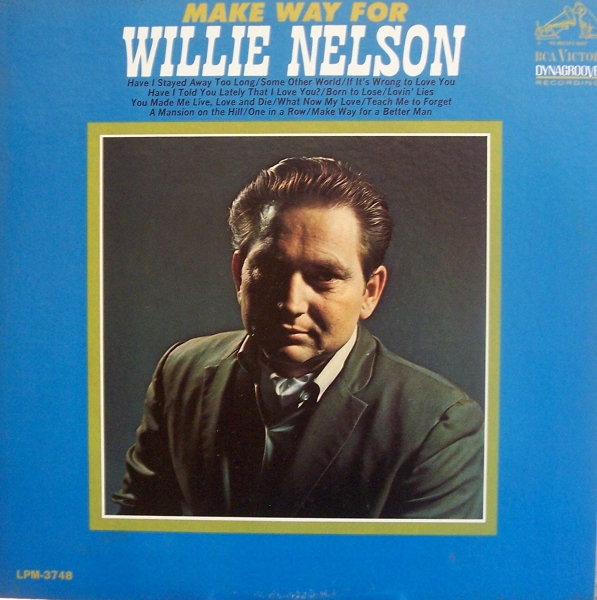 Willie Nelson Make Way for Willie Nelson cover art