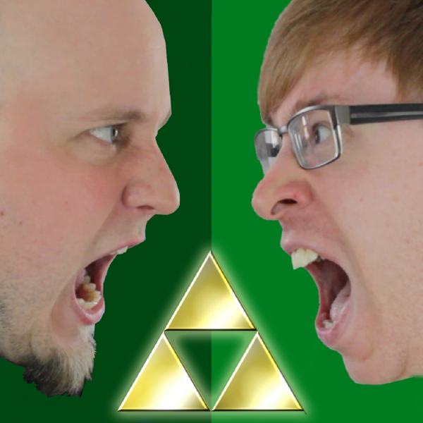 DemonTomatoDave feat. brentalfloss Zelda: Ocarina of Time With Lyrics Cover Art